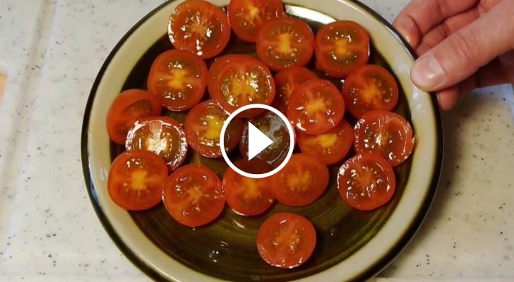 : Comment Couper Des Tomates Cerises En 3 Secondes
