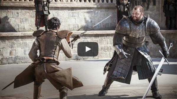 : La fin de l'épisode 8 saison 4 de Games Of Thrones qu'on aurait tous préféré voir !